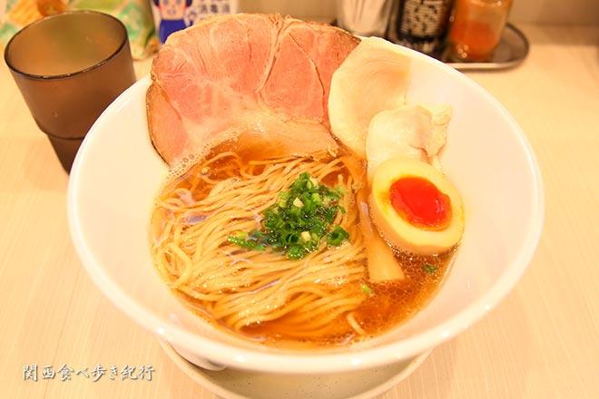 徳麺の中華そば
